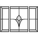 Glas-in-lood drieluik 16-1