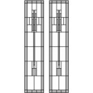 Glas-in-lood Smal 27