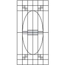 Glas-in-lood groot 28