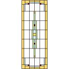 Glas-in-lood XL ontwerp Special 2