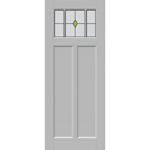 Glas-in-lood drieluik 14