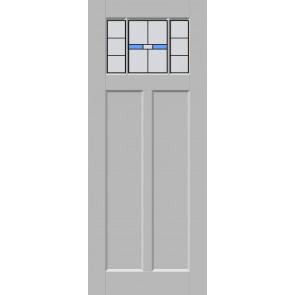 Glas-in-lood drieluik 2