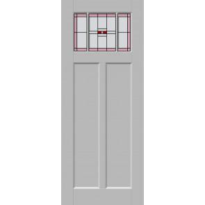 Glas-in-lood drieluik 22-1