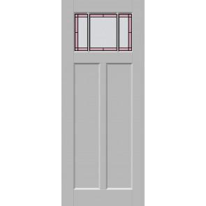 Glas-in-lood drieluik 5