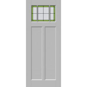 Glas-in-lood drieluik 6