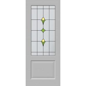 Glas-in-lood groot 16