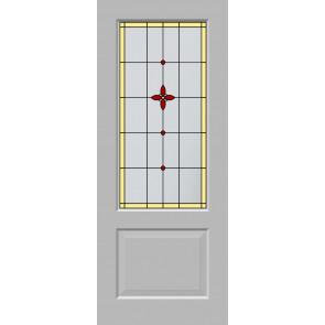 Glas-in-lood groot 17