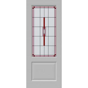 Glas-in-lood groot 19