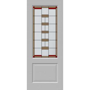 Glas-in-lood groot 23