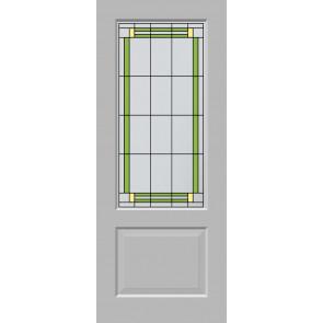 Glas-in-lood groot 24