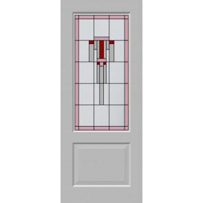 Glas-in-lood groot 25