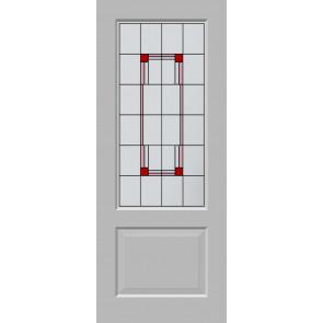 Glas-in-lood groot 26