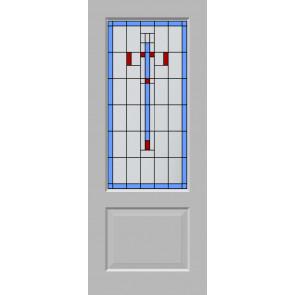 Glas-in-lood groot 27