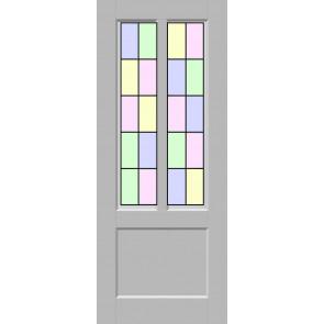 Glas-in-lood Smal 1