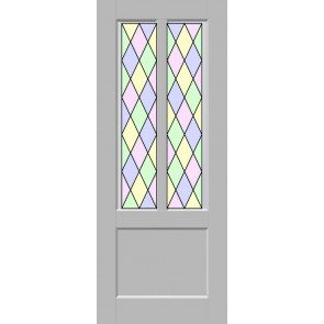 Glas-in-lood Smal 12