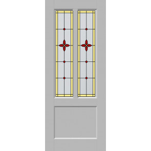 Glas-in-lood Smal 17