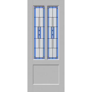 Glas-in-lood Smal 19