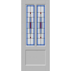 Glas-in-lood Smal 22