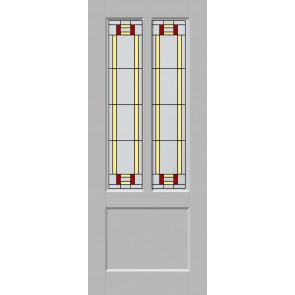 Glas-in-lood Smal 24