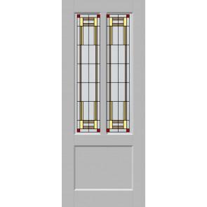 Glas-in-lood Smal 26