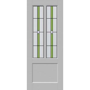 Glas-in-lood Smal 4