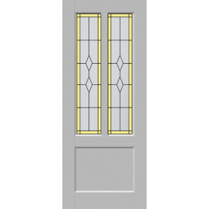 Glas-in-lood Smal 9