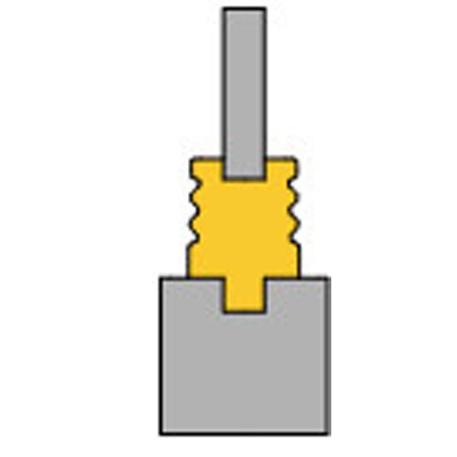 deurprofiel lorentz glasinlooddeuren